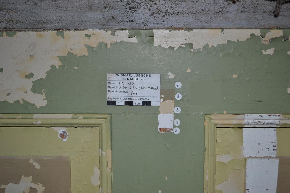 Wand Befunde