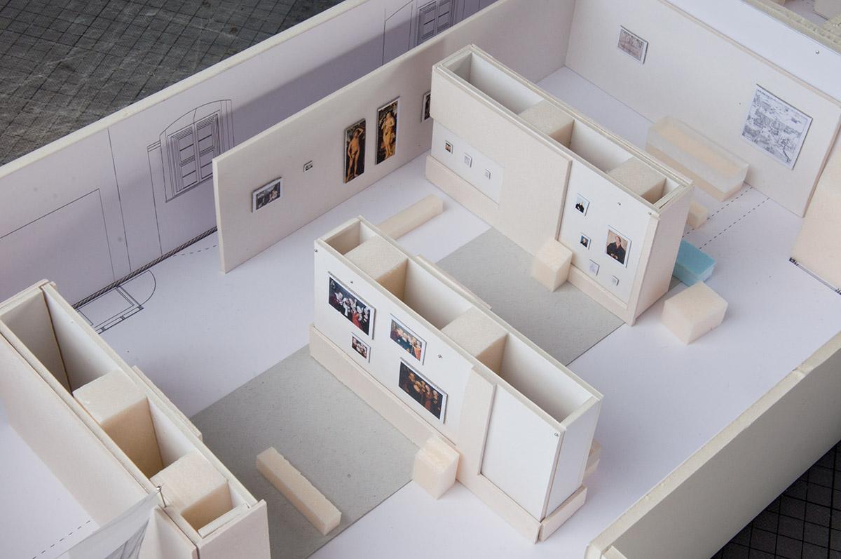 Modell Modul Cranachwerkstatt