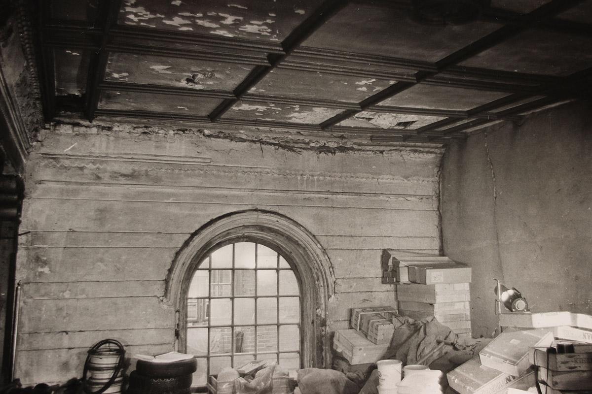 Umnutzung Synagoge – Fischräucherei von 1939 – 1979