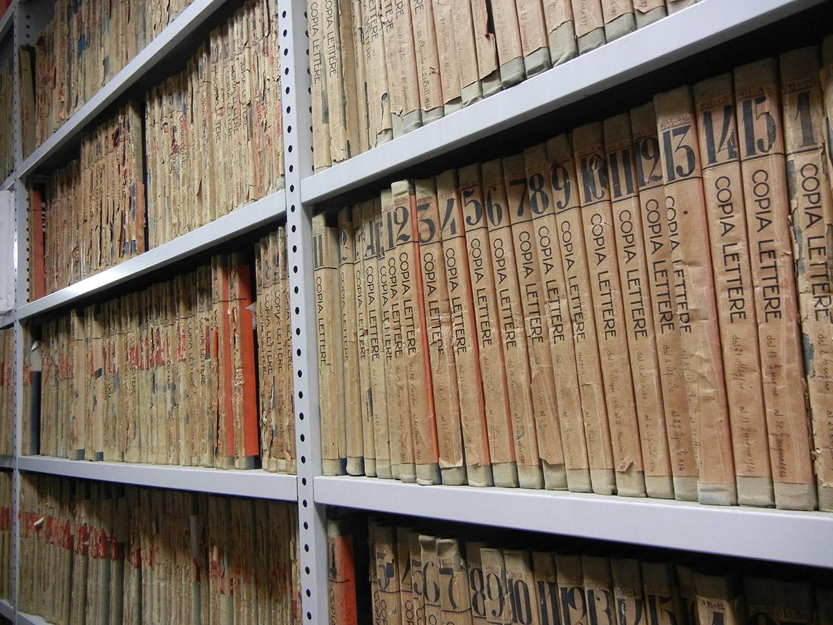 Archiv Ricordi in Mailand